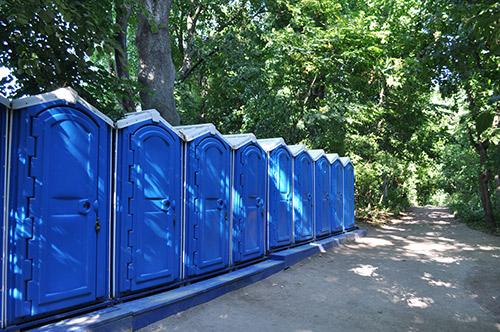 Portable Toilet Rental